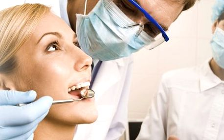Komplexní dentální hygiena na klinice AmraDent