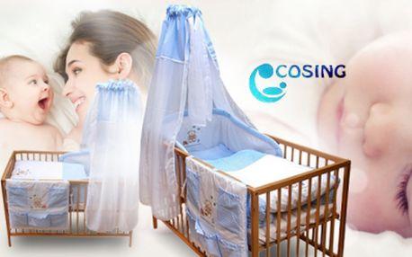 Měkký kojící polštář značky Cosing v pěti různých variantách! Pomocník pro maminky a pohodlí pro miminka!