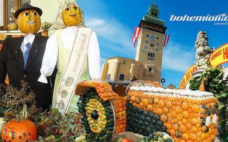 Last Minute zájezd Halloweenský dýňový festival v Retzlandu již 25.10.2014