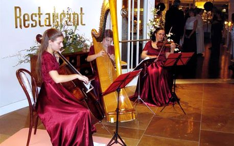 Vstupenka na adventní koncert v Praze