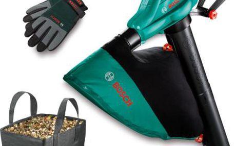 Bosch ALS 25 + rukavice + taška