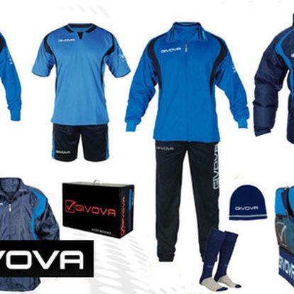 Tréninkově-vycházkový 8dílný sportovní set Givova