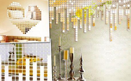 Vytvořte si doma zrcadlovou mozaiku
