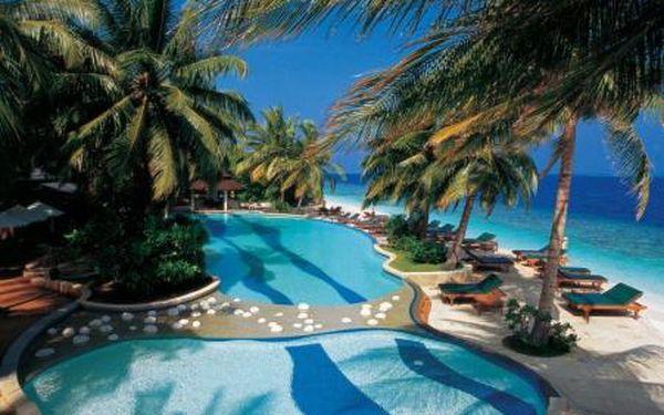 Royal Island Resort & Spa, Maledivy, letecky, polopenze3