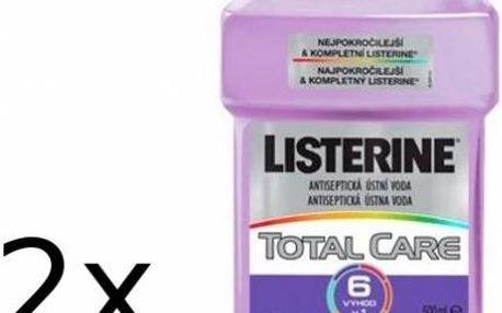 Listerine Total Care 2 x 500 ml