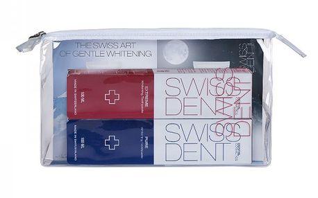 Set zubní pasty Swissdent Day & Night Kit