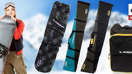 Vak na lyže, snowboard i přezkáče značky Loap
