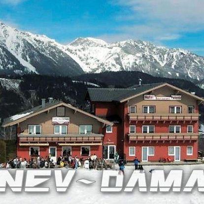 Hotel Pariente, Schladming - Dachstein, Rakousko, vlastní doprava, polopenze