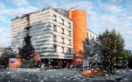 2denní pobyt v luxusním pražském hotelu Expo**** pro 1 nebo 2 osoby a dítě