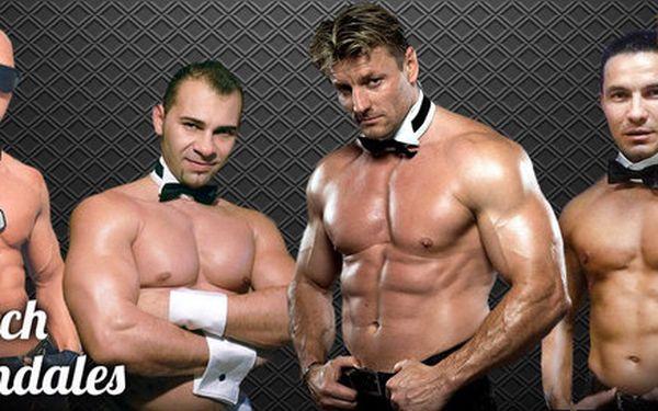 Žhavá Ladies Party Erotic Dance Show No. 3