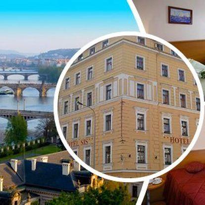 Pobyt pro 2 osoby se snídaní v centru Prahy v moderním hotelu Gallery Hotel SIS*** na 1 nebo 2 noci. Využijte této příležitosti pro navštívení Prahy a jejích jedinečných památek či strávení romantického víkendu.