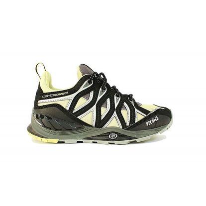 Dámské multifunkční žlutočerné sportovní boty Tecnica