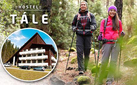 Adrenalin i odpočinek v Hostelu Tále v Nízkých Tatrách