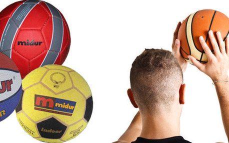 Sportovní vybavení značky MIDUR