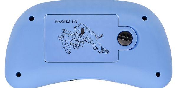 Herní konzole GoGEN Maxipes Fík MAXI HRY 150 B modrá3