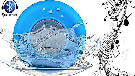 Bluetooth voděodolný reproduktor s doručením zdarma