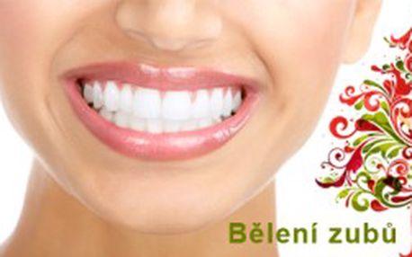 Získejte krásný bílý úsměv :-) 2x profesionální bě...