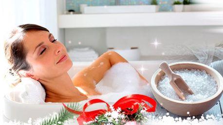 Přírodní koupelové aroma soli s bylinou! 2x 1 kg dle výběru! Na výběr z 6 druhů zdraví prospěšných solí!
