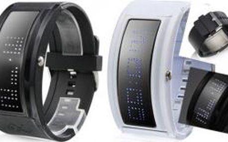 Originální unisex LED hodinky!