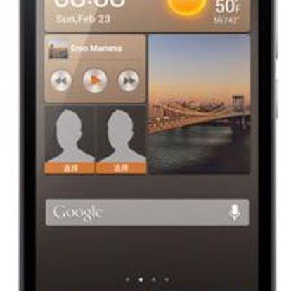 Huawei Ascend G6 smartphone se 4,5 palcovým displejem