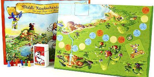 Diddl & Friends Hádanková hra Diddl a jeho přátelé Sýrová hra, Diddl2