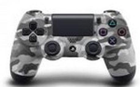 DualShock 4 ovladač - Urban Cammo (PS4)