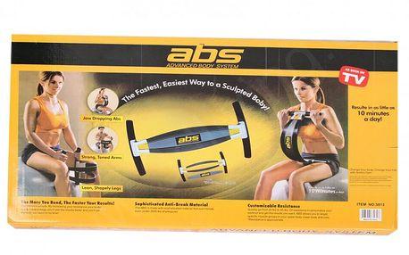 ABS Advanced body system - pro posilování celého těla!
