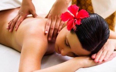 Pravé egyptské masáže - relaxační nebo Lomi Lomi. 90 minut. Exkluzivní dárek pro vaše blízké.