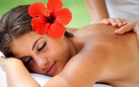 Pravé egyptské masáže - relaxační nebo Lomi Lomi. 60 minut. Exkluzivní dárek pro vaše blízké.