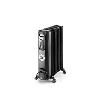 Olejový radiátor DeLonghi KH770920CB černý