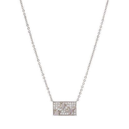 Dámský náhrdelník s hvězdičkouvým přívěskem Thierry Mugler