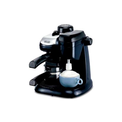 Tlakový přístroj na vaření kávy DeLonghi EC9 černé