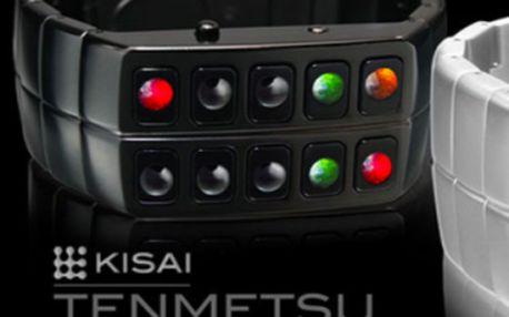 Originální japonské hodinky Tokyoflash Tenmetsu za neskutečnou cenu! Originální dárek!