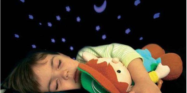 Noční světlo pro děti - beruška2