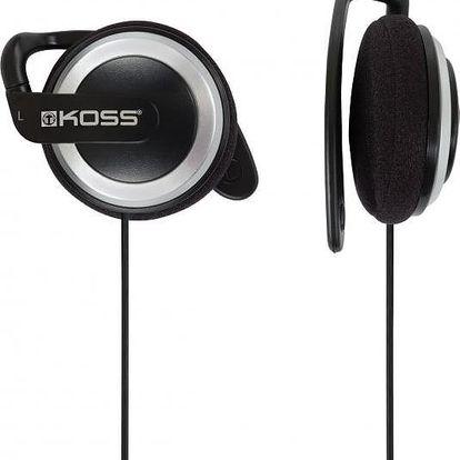 Sportovní sluchátka na uši KOSS KSC/21 s doživotní zárukou