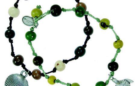 Dámský náhrdelník Escapulario s kovovými přívěsky