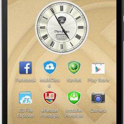 Duální smartphone Prestigio MultiPhone 5517 DUO Black