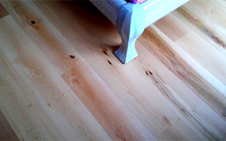 Dřevěné prkno - buk rustic olej