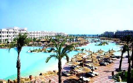 PICKALBATROS ALBATROS PALACE, Hurghada, Egypt, letecky, all inclusive