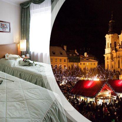 Praha pro DVA na 2 nebo 3 dny v Gallery Hotelu SIS*** se snídaní