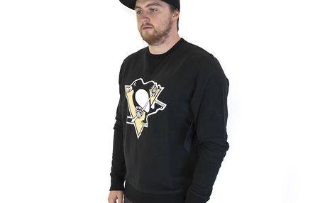 Mikina 47 Brand Co-Sign Pittsburgh Penguins Black černá