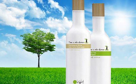 Přírodní šampon O'Right Tree in the bottle!