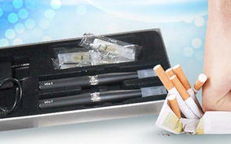 Vychutnávejte si kouření s elektronickou cigaretou eGo-C