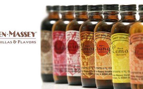 Vanilková pasta a přírodní extrakty Nielsen-Massey