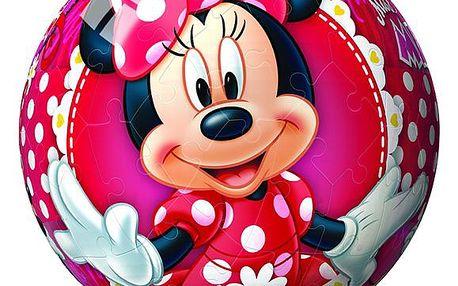 Minnie Mouse Puzzleball 72d (Ravensburger 12139)