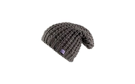 Stylová dámská pletená čepice