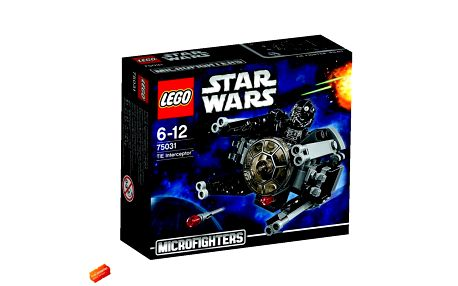 LEGO Star Wars TM 75031 - TIE Interceptor™