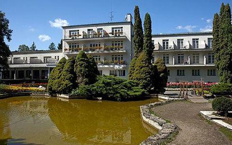 Slovensko, oblast Střední Slovensko, polopenze, ubytování v 3* hotelu na 6 dní