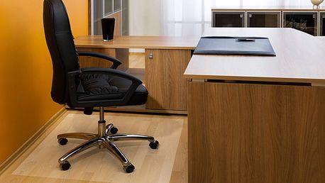 Ochranná PVC podložka pod židli