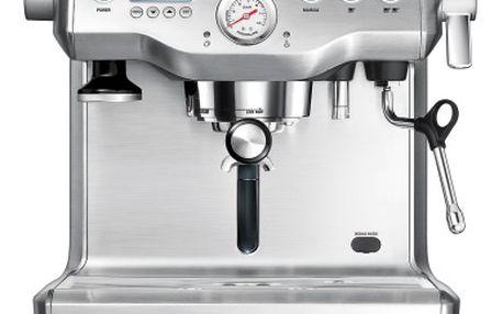 Profesionální espresso Dual Boiler Hlavní předností pákového espressa Catler ES 9010